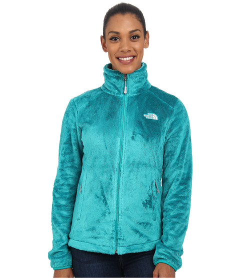 The North Face - Osito 2 Jacket (Kokomo Green) Women's Coat
