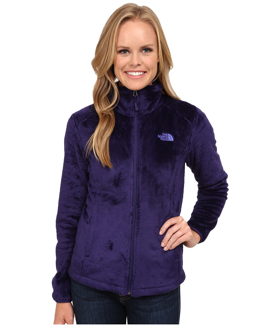 The North Face - Osito 2 Jacket (Garnet Purple) Women