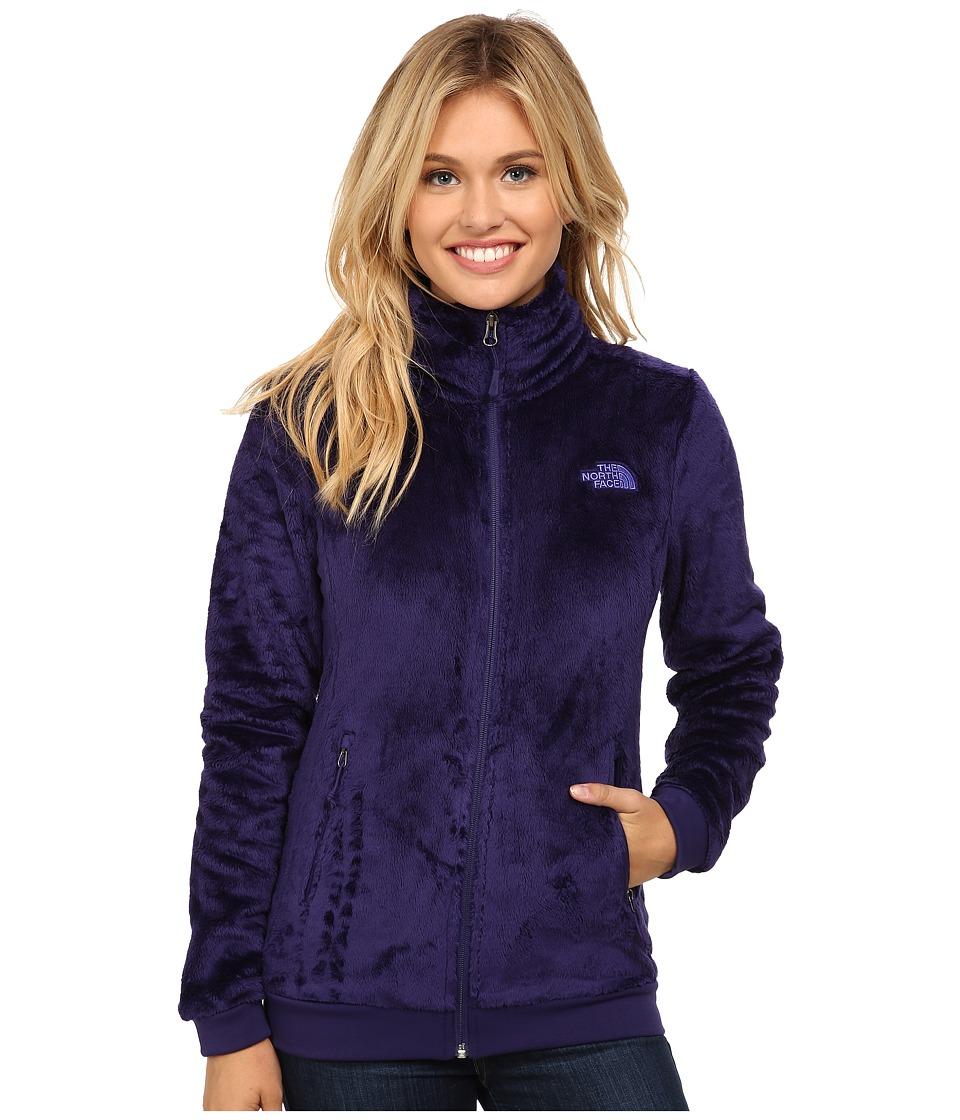 The North Face - Mod-Osito Jacket (Garnet Purple/Garnet Purple) Women's Coat