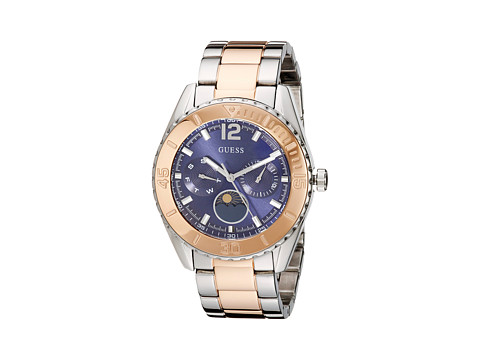 GUESS - U0565L3 Moonstruck (Blue) Sport Watches
