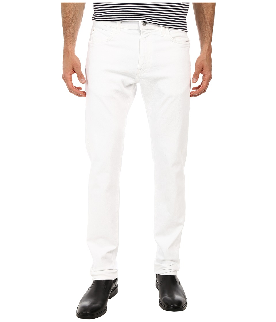 Agave Denim - Pragmatist Glove Touch Flex in White (White) Men's Jeans