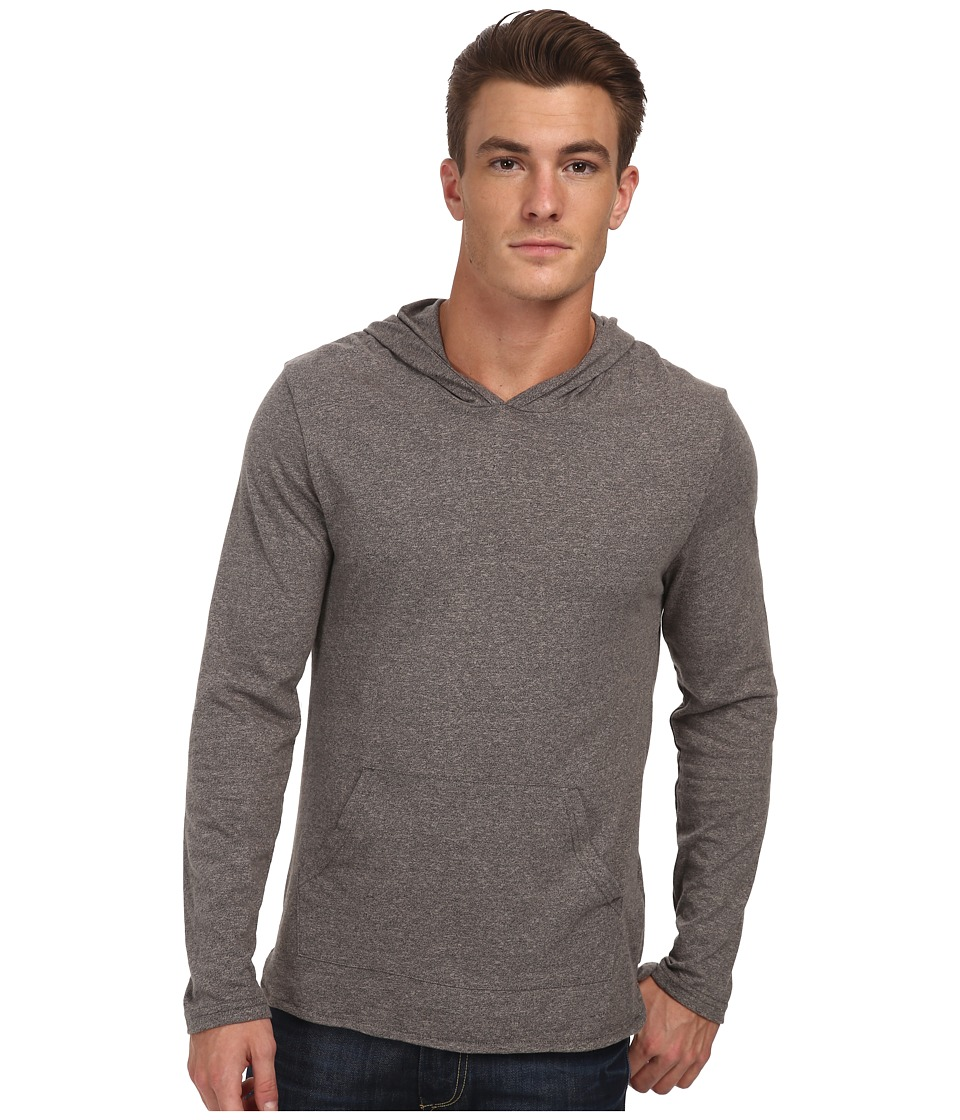 Alternative - Mock Twist Hoodie (Eco Black) Men's Sweatshirt