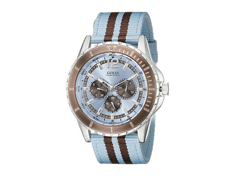 GUESS - U0454G4 Maverick (White) Sport Watches