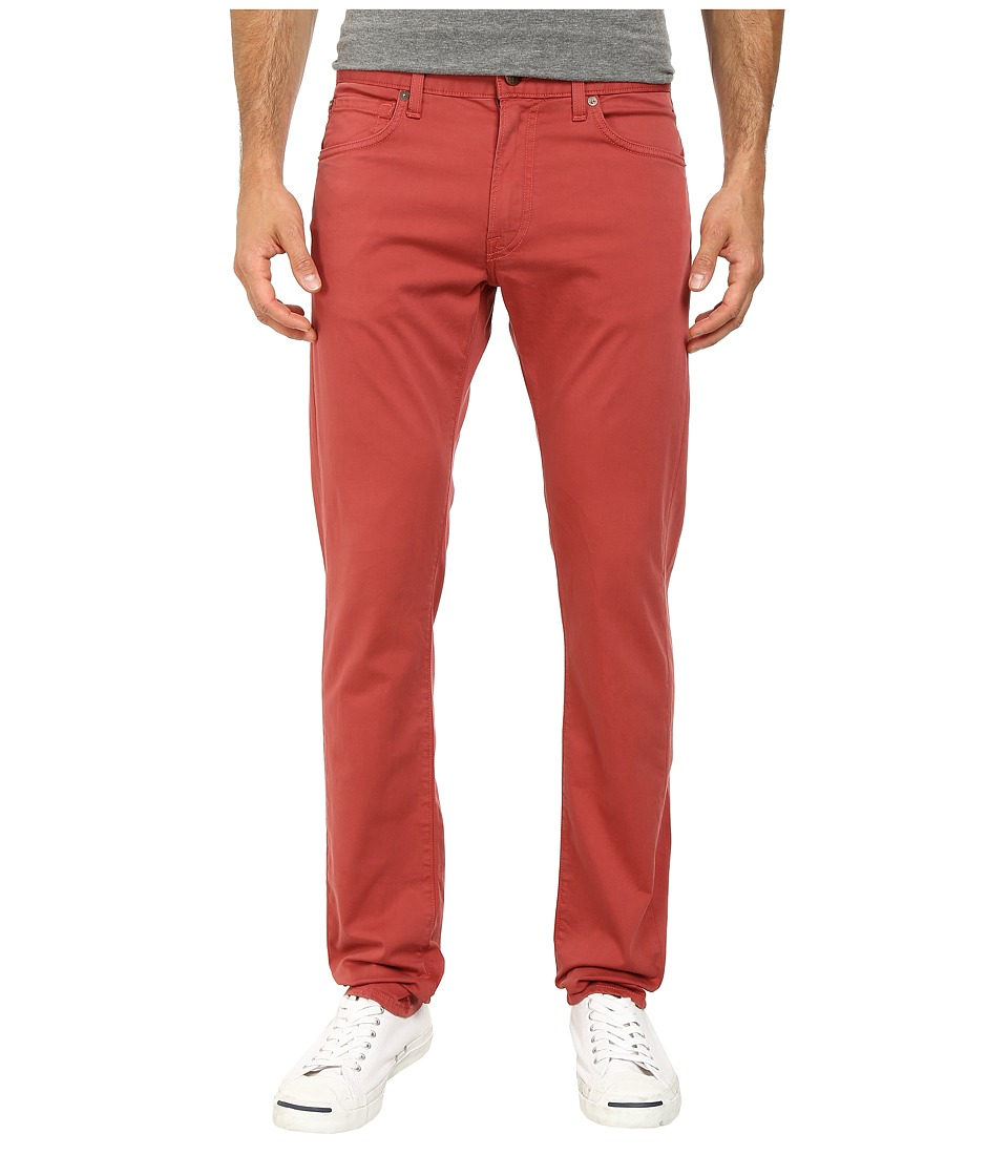 Agave Denim - Rocker Salt Creek Flex in Marsala (Marsala) Men's Casual Pants