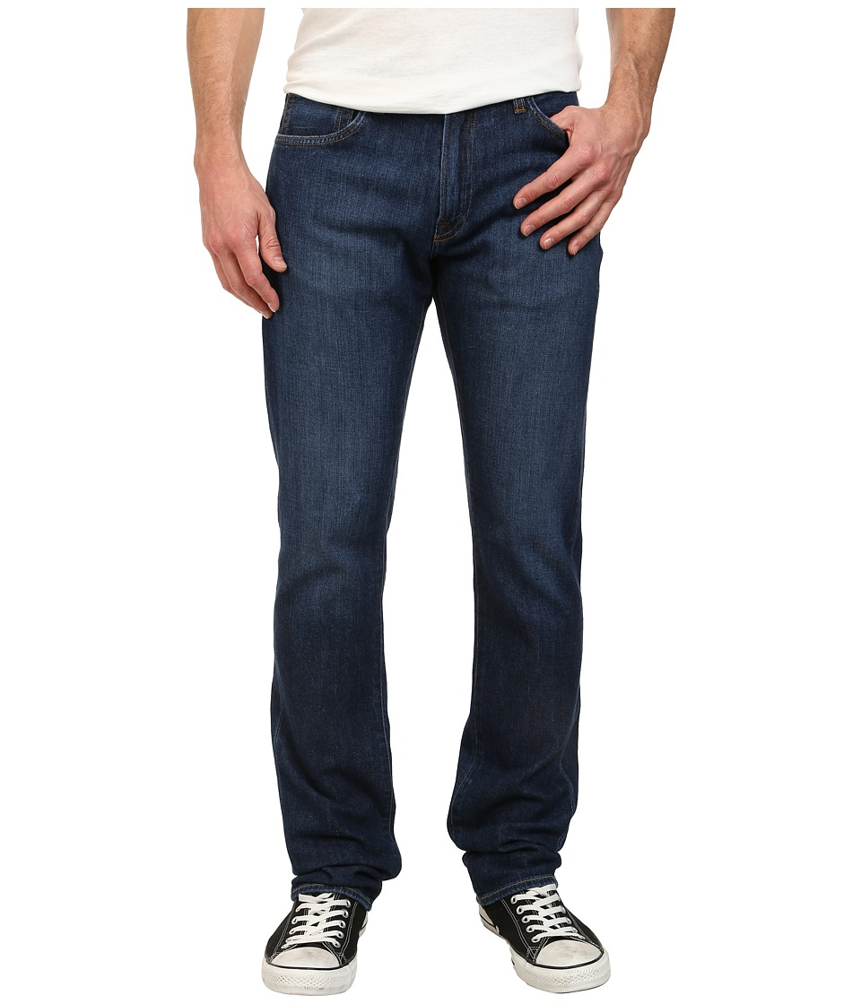 Agave Denim - Gringo Bixby Ranch Flex in Medium Indigo (Medium Indigo) Men's Jeans