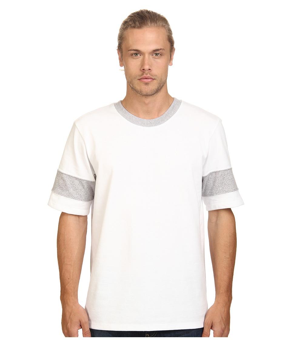 Alternative - Mock Twist Athletic Crew (Eco Mock Vanilla Ice) Men's Clothing