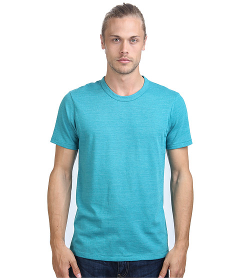 Alternative - S/S Crew Tee (Eco True Sea Green) Men's T Shirt