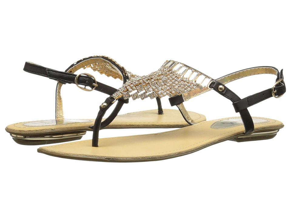 Luichiny - Cheer Ish (Black) Women's Sandals
