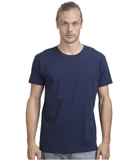 Alternative - Perfect Vintage Tee (Midnight Heather) Men's T Shirt