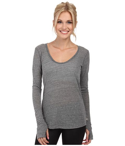 Alternative - Backbend Top (Eco Grey) Women