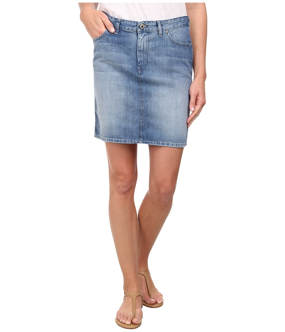 Diesel - De-Modung Skirt (Denim) Women's Skirt