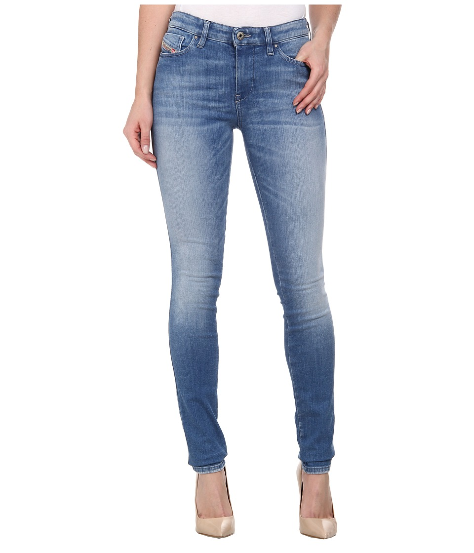 Diesel Skinzee Super Skinny 839P (Denim) Women