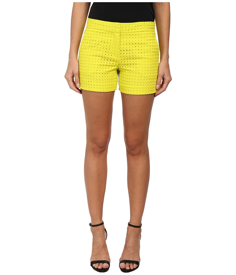 Theory - Blaynee 2 Shorts (Bright Daisy) Women's Shorts