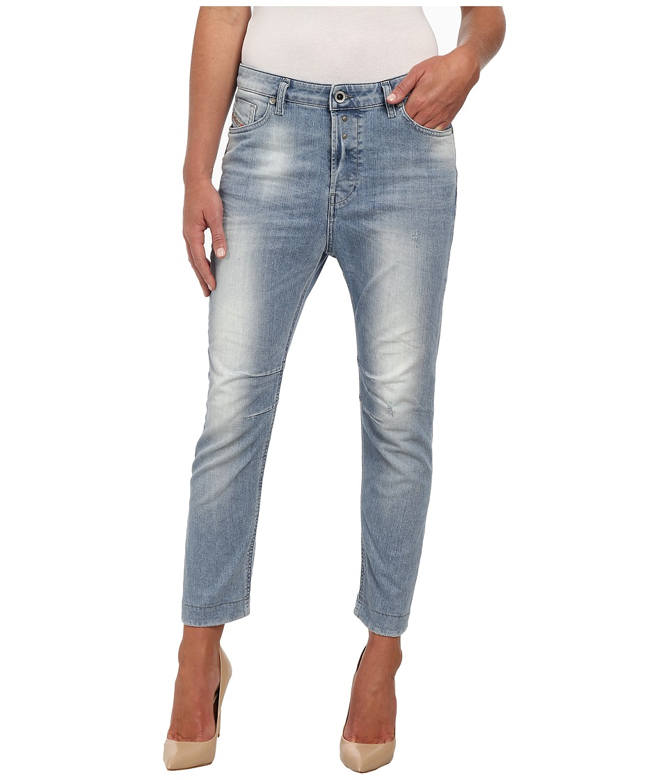 Diesel Eazee Boyfriend 839G (Denim) Women