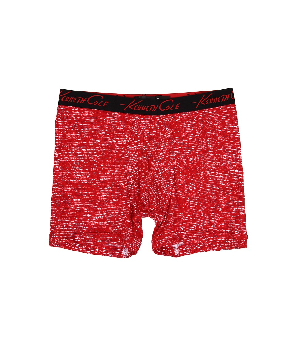 Kenneth Cole Reaction - Boxer Brief (Scarlet) Men's Underwear