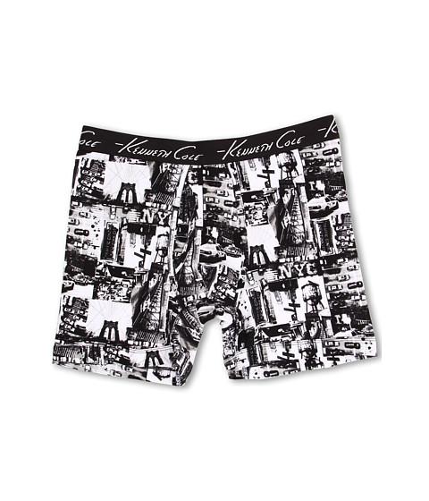 Kenneth Cole Reaction - Boxer Brief (Black City) Men's Underwear