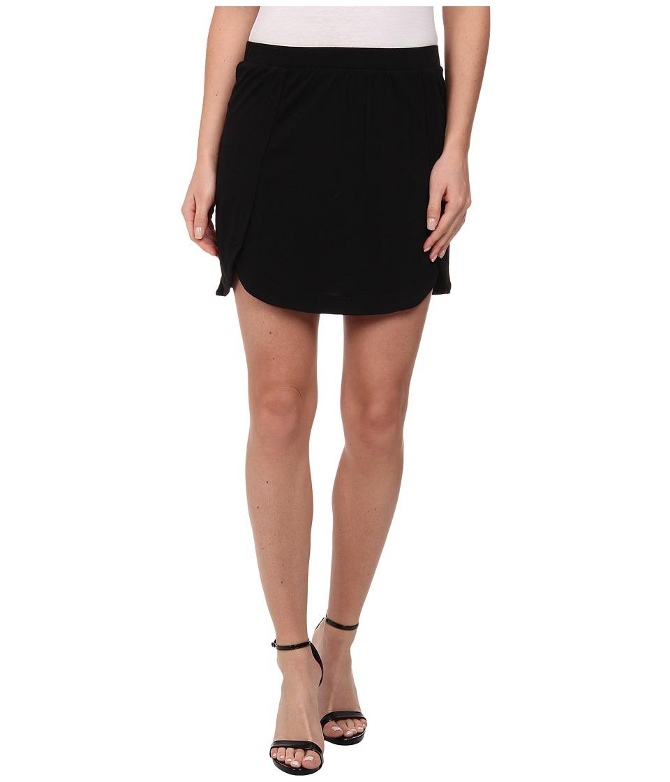 Alternative - Modal Dolphin Skirt (Black) Women