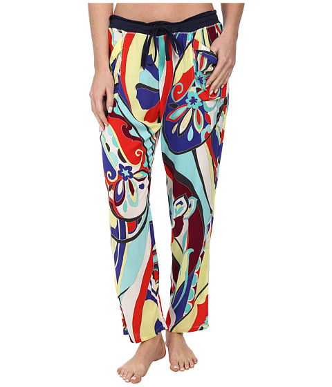 Josie - Mosaic Floral Item Pants (Multi) Women