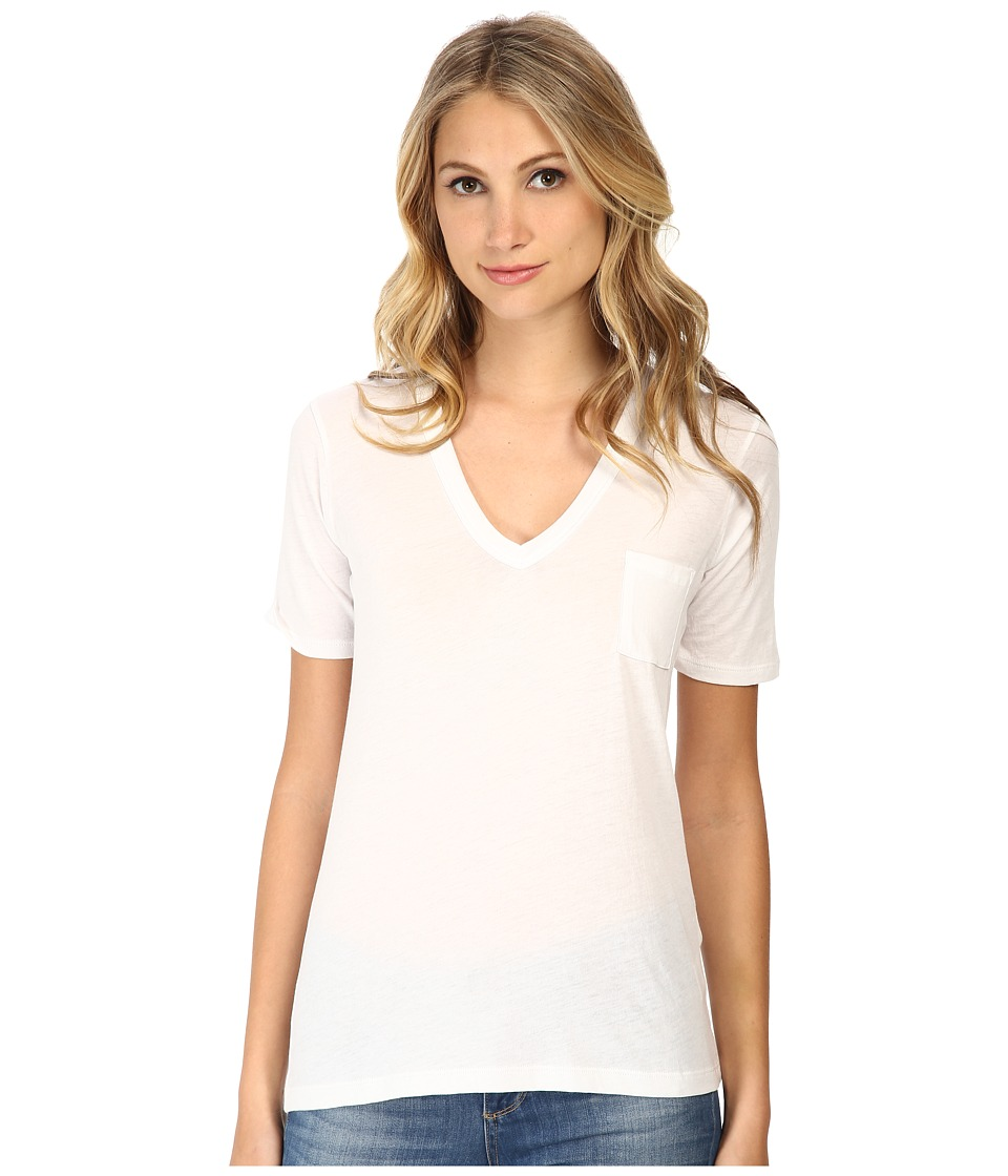 Theory - Kovin Tee (White) Women's T Shirt