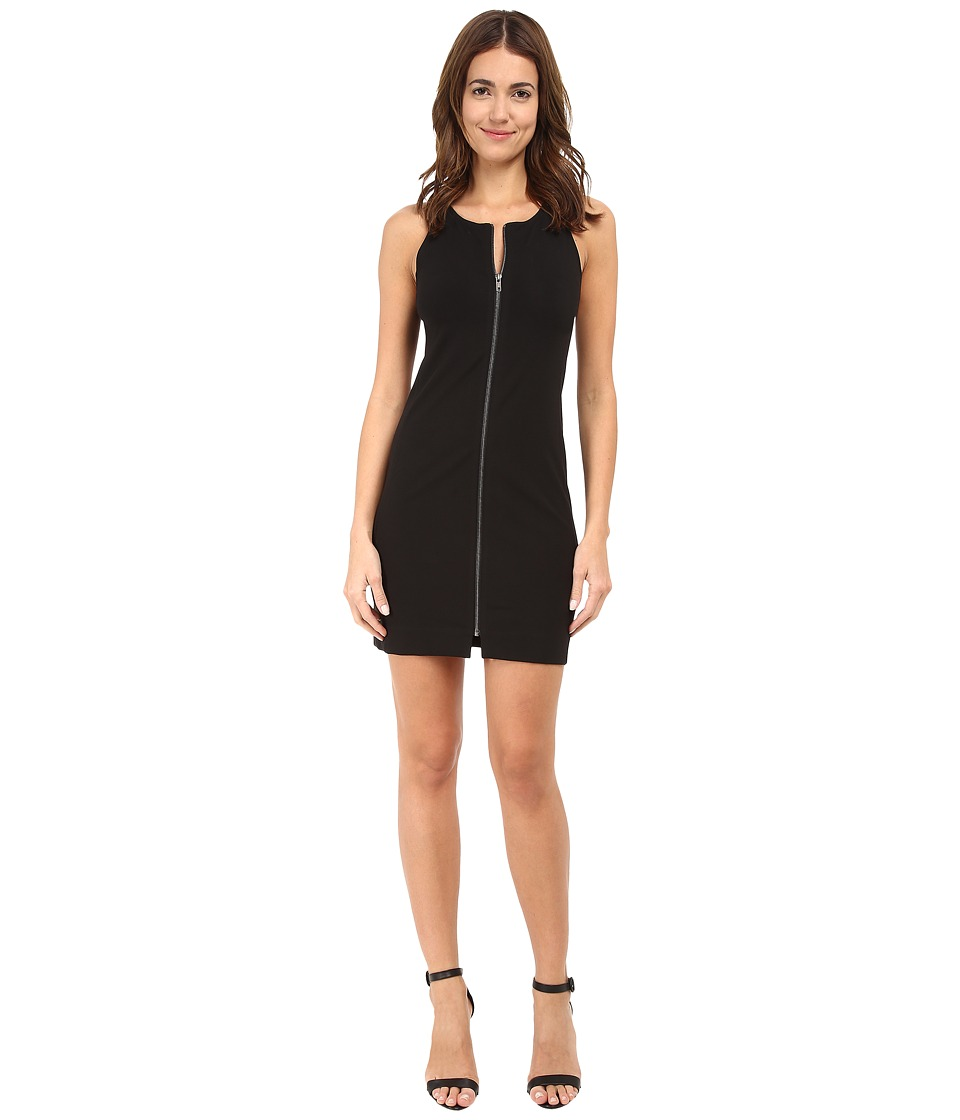 Theory Zecien Dress (Black) Women