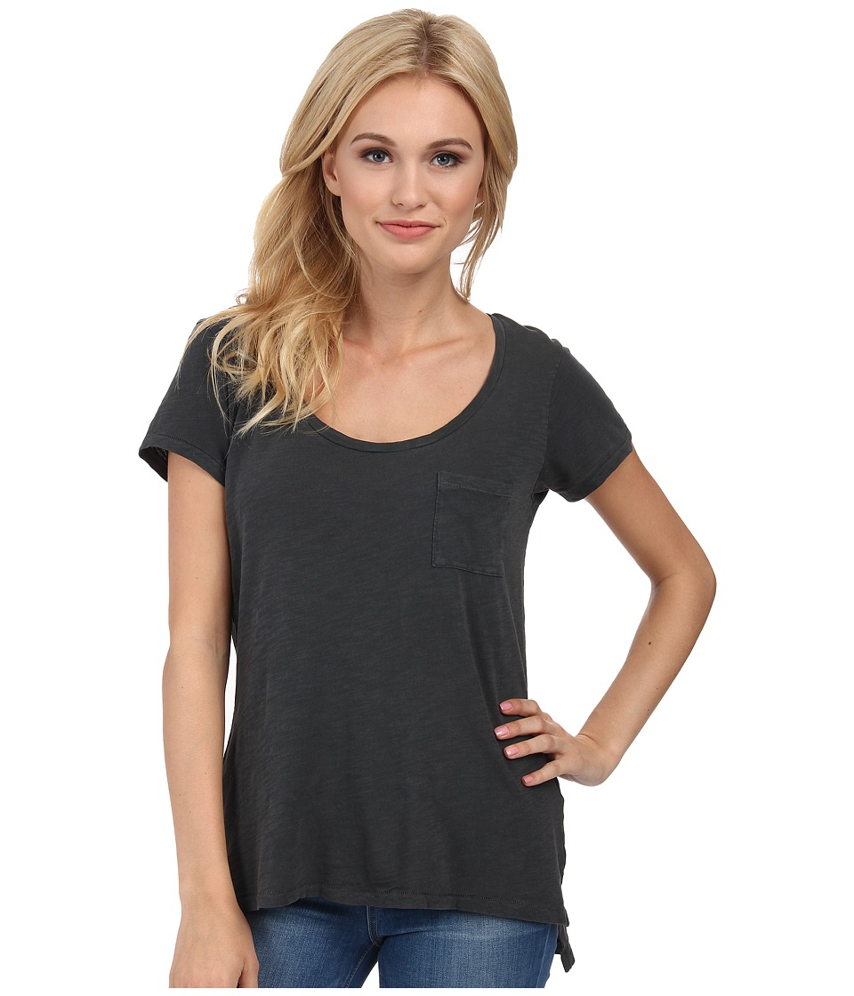 Alternative - Slub Favorite Tee (Coal) Women's T Shirt