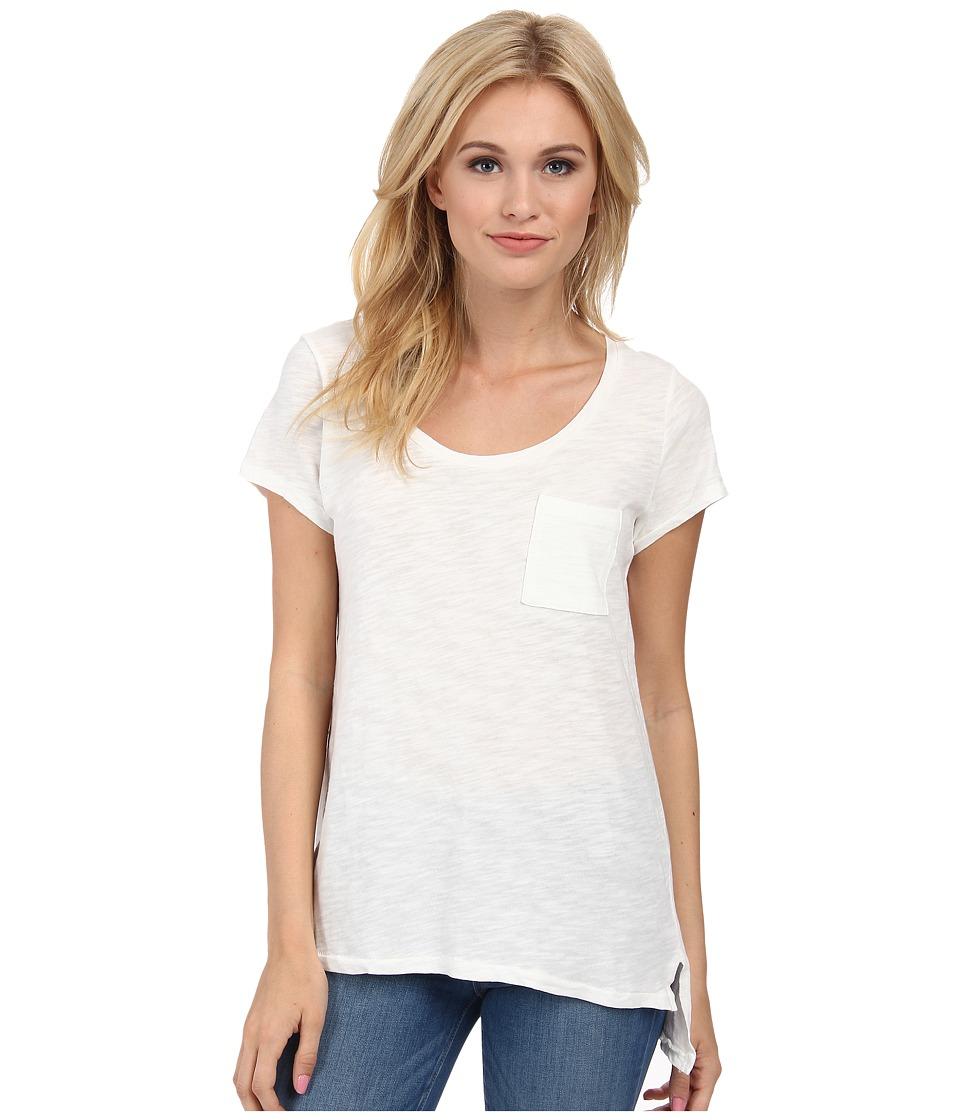 Alternative - Slub Favorite Tee (Vintage White) Women's T Shirt