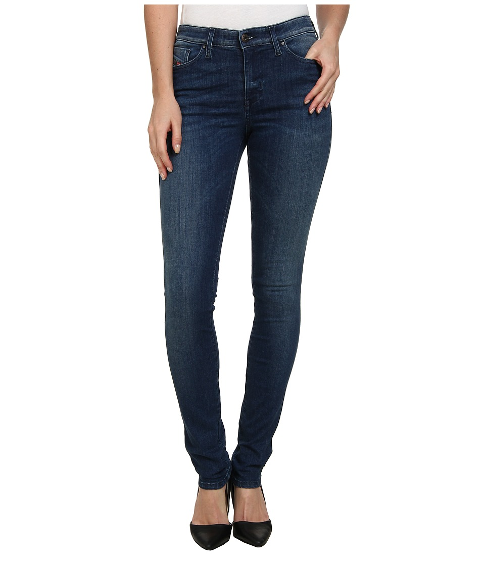 Diesel Skinzee Super Skinny 839Q (Denim) Women