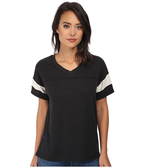 Alternative - Powder Puff Tee (Eco True Black) Women's T Shirt