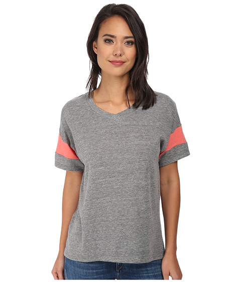 Alternative - Powder Puff Tee (Eco True Coral Pink) Women