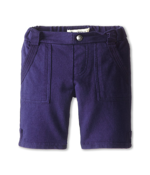 Appaman Kids - Super Soft French Terry Stanton Shorts (Toddler/Little Kids/Big Kids) (Indigo) Boy