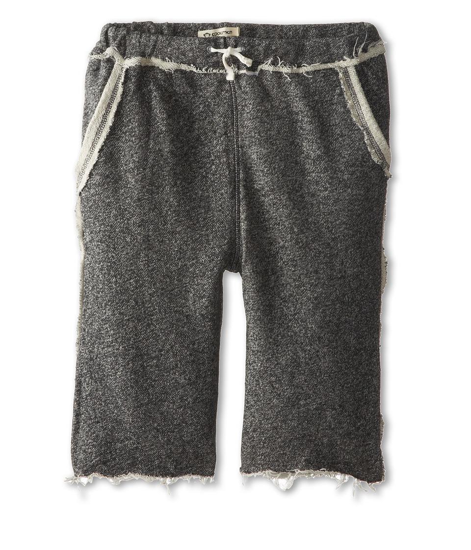 Appaman Kids - Super Soft French Terry Brighton Shorts (Toddler/Little Kids/Big Kids) (Heather) Boy's Shorts