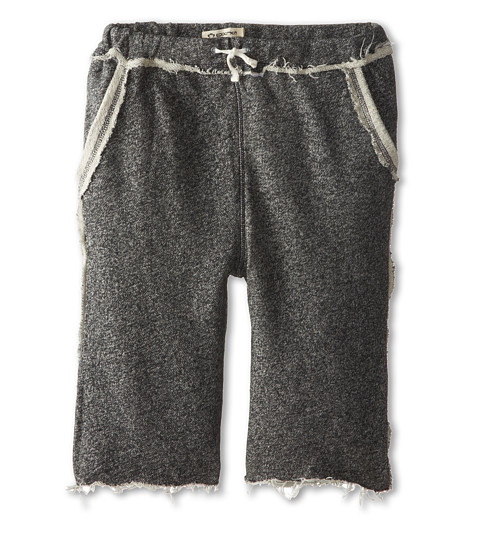 Appaman Kids - Super Soft French Terry Brighton Shorts (Toddler/Little Kids/Big Kids) (Heather) Boy