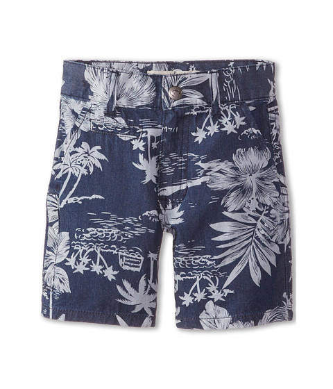 Appaman Kids - Twill Board Shorts (Toddler/Little Kids/Big Kids) (Hawaiian) Boy