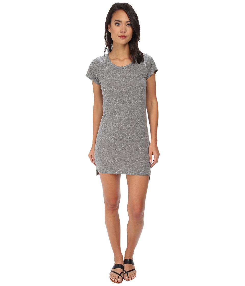 Alternative - Eco Jersey T-Shirt Dress (Eco Grey) Women's Dress