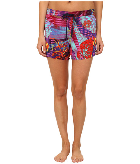 Josie - Golden Eye Shorts (Multi) Women's Pajama