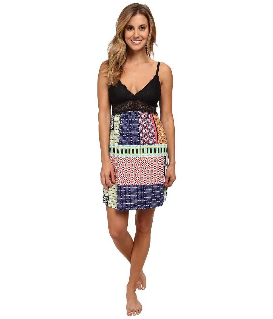 Josie - Patch Isles Chemise (Multi) Women