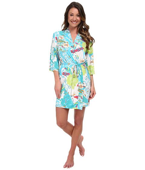 Josie - Fleur Wrap (Multi) Women's Pajama