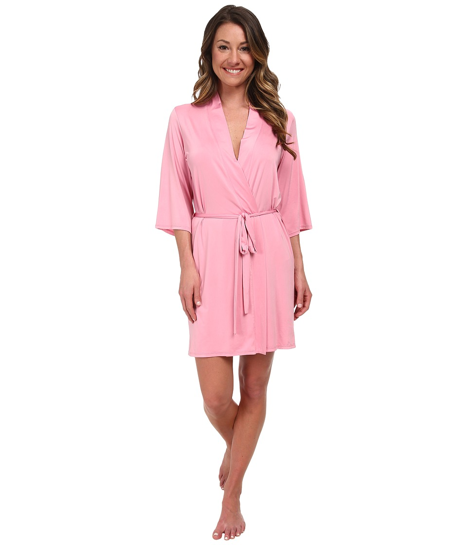 Josie - Slinky Basics Wrap (Flamingo Pink) Women