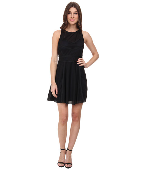 Diesel - D-Sunrise Dress (Black) Women's Dress