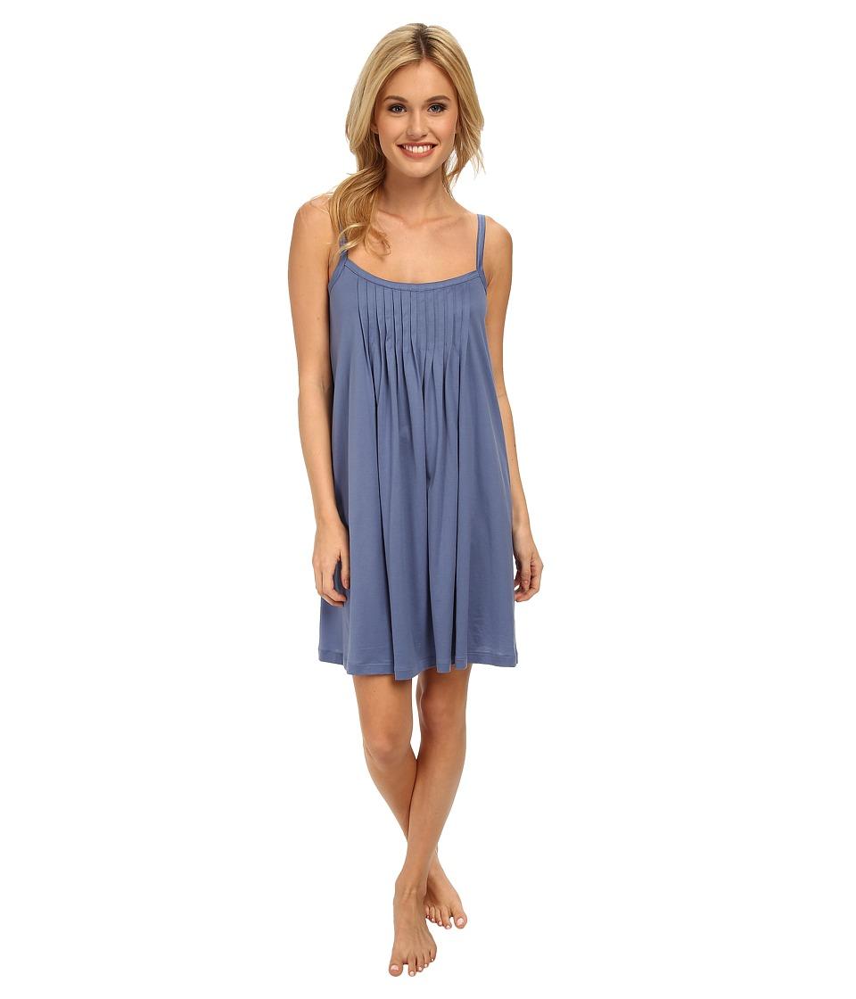 Hanro - Juliet Babydoll (Blue Shadow) Women's Pajama