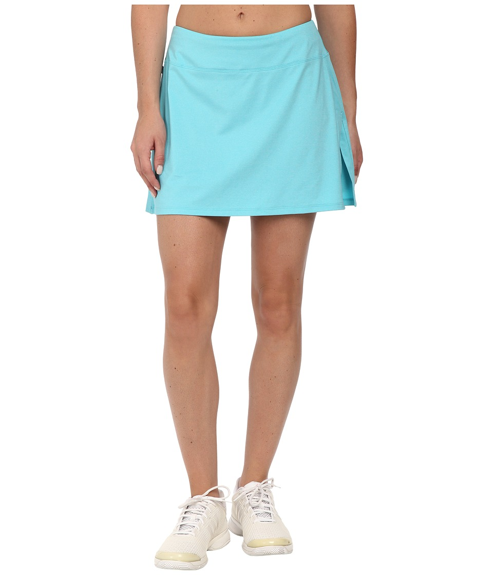 Skirt Sports - Gym Girl Ultra Skirt (Blue Ice) Women's Skort