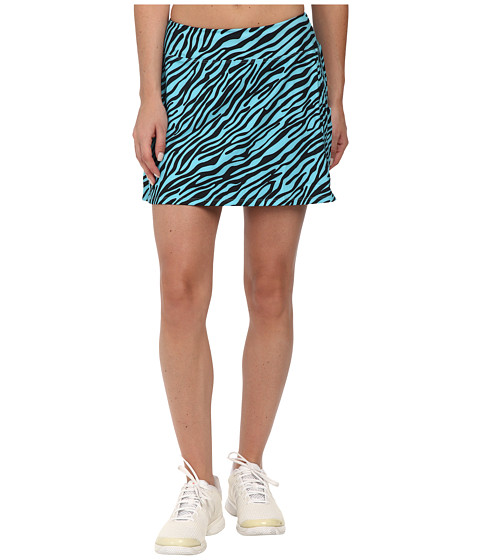 Skirt Sports - Gym Girl Ultra Skirt (Safari Print) Women's Skort