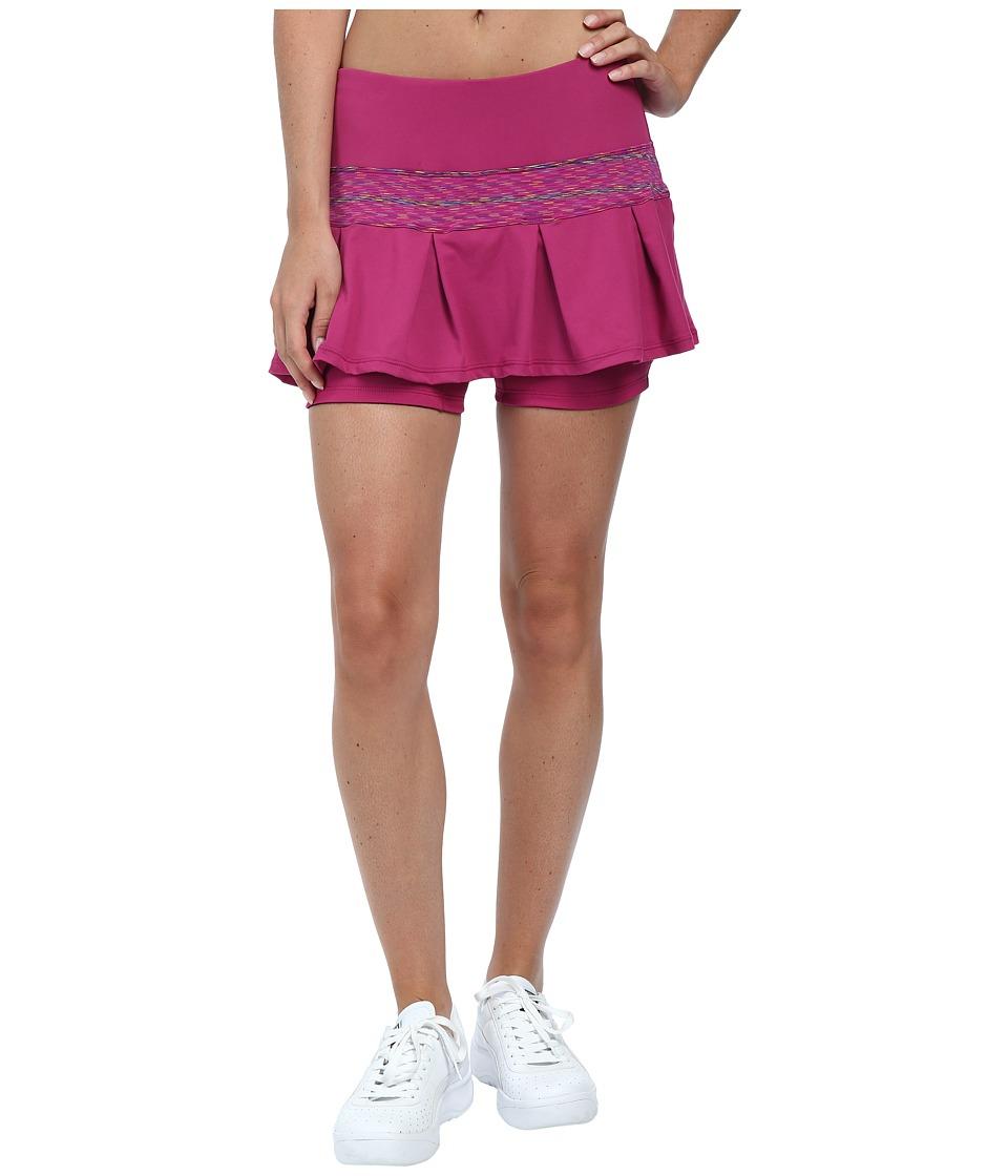 Skirt Sports - Lioness Skirt (Razz) Women's Skort