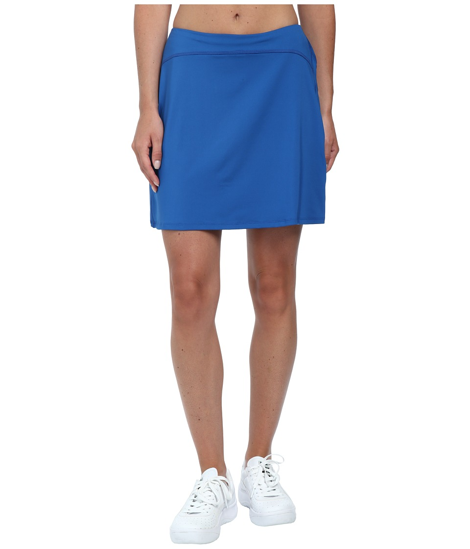 Skirt Sports - Happy Girl Skirt (Blue Voyage) Women's Skort