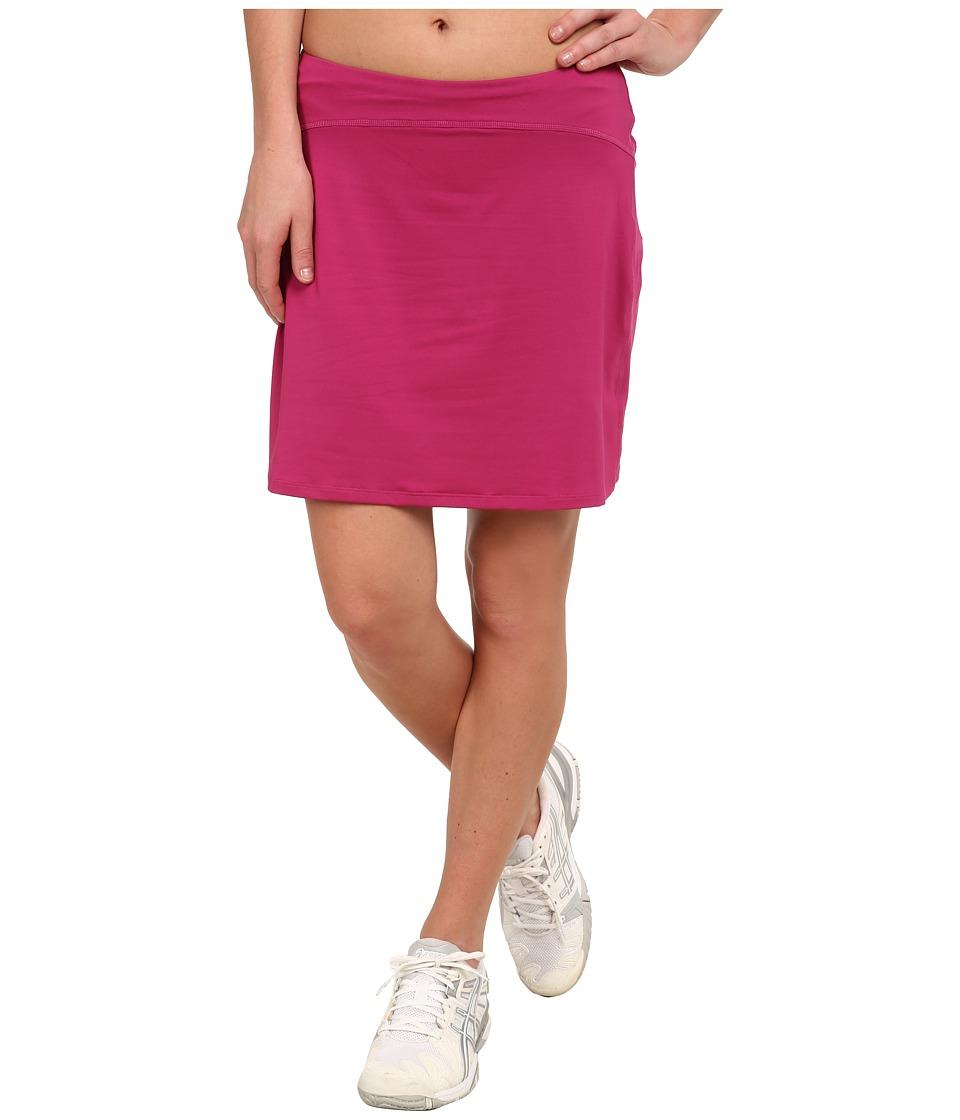 Skirt Sports - Happy Girl Skirt (Razz) Women's Skort