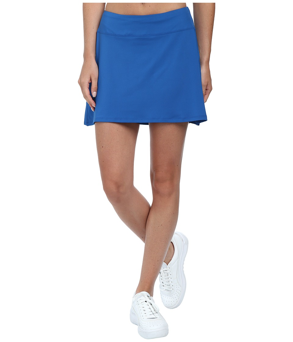 Skirt Sports - Gym Girl Ultra Skirt (Blue Voyage) Women's Skort