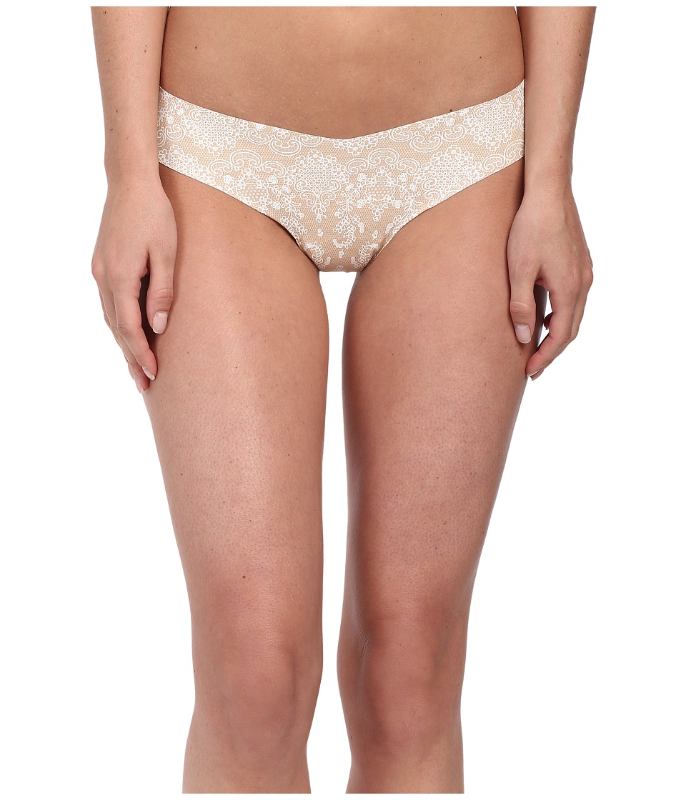 Commando - Print Thong CT02 (Lady Lace) Women