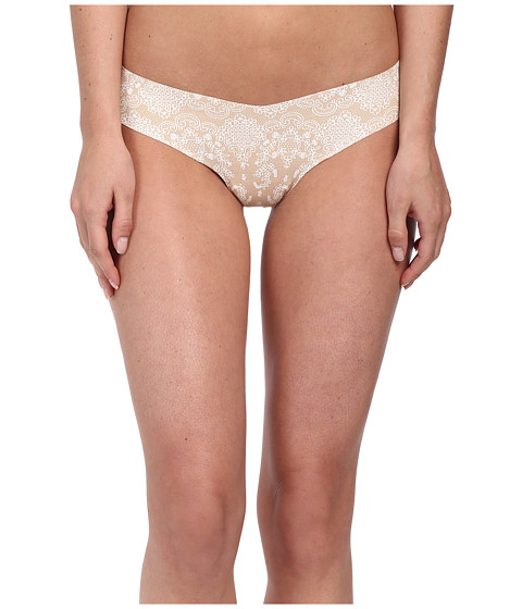 Commando - Print Thong CT02 (Lady Lace) Women's Underwear