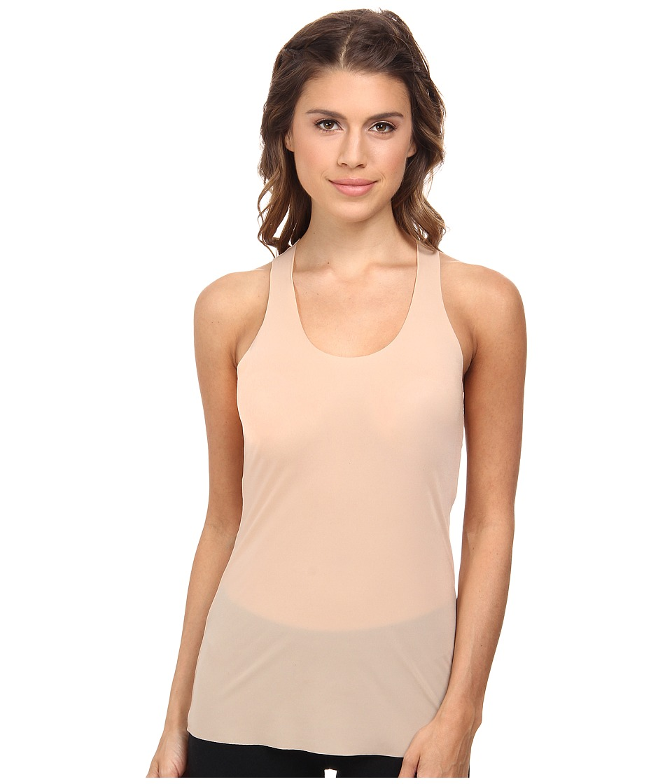 Commando - Whisper Racerback Tank Top WRT01 (Nude) Women's Sleeveless