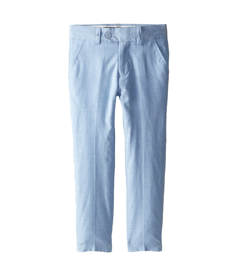 Appaman Kids - Mod Suit Pants (Toddler/Little Kids/Big Kids) (Sky Blue) Boy